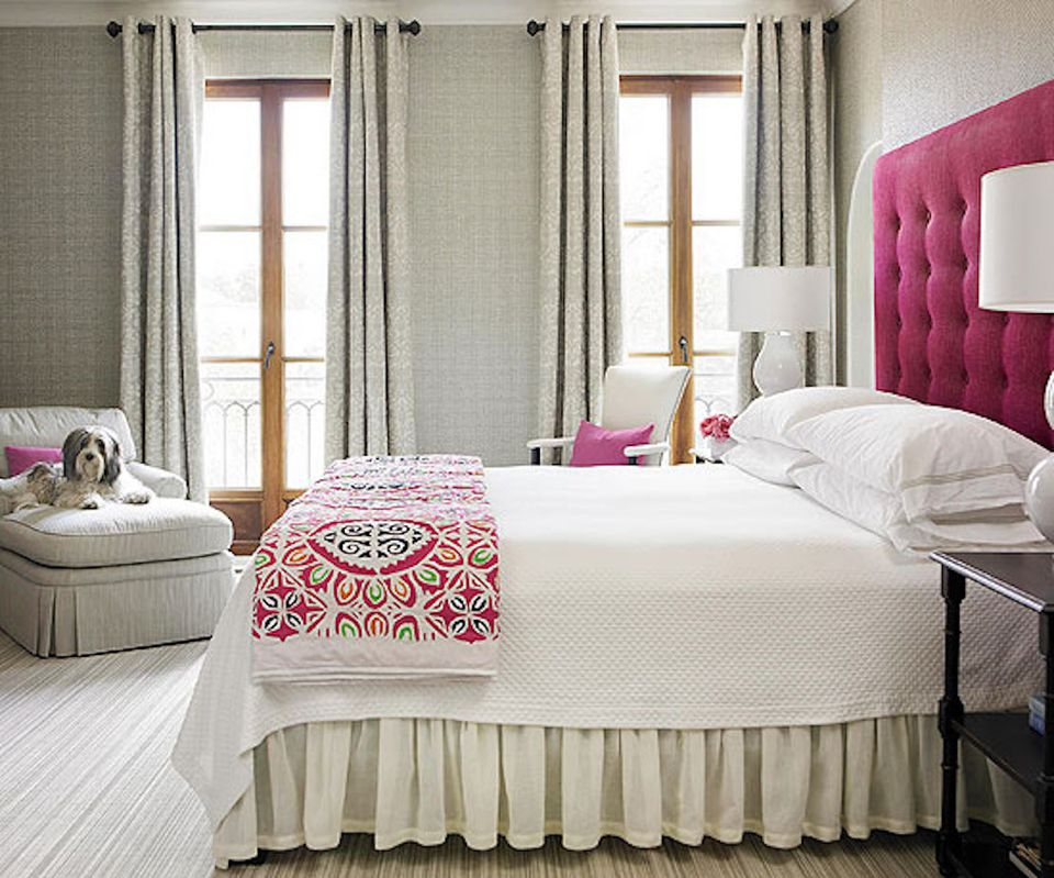 Easy feng shui guide to your best bedroom colors for Feng shui cortinas dormitorio