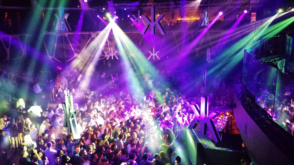 Hakkasan nightcllub at MGM Grand Las Vegas