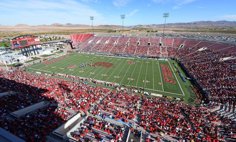 University of Nevada Las Vegas Sam Boyd Stadium
