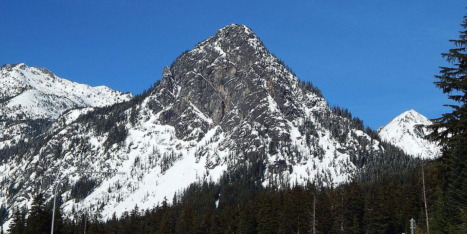 Snoqualmie Montain in Washington State.