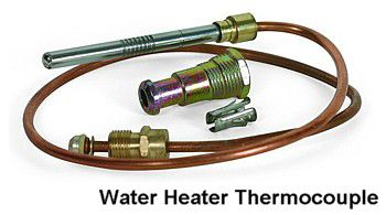Cambie El Termopar O Sensor De Llama De Un Calentador De Agua