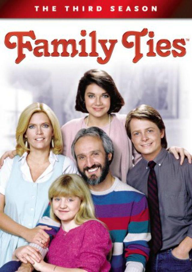 Family Ties DVD