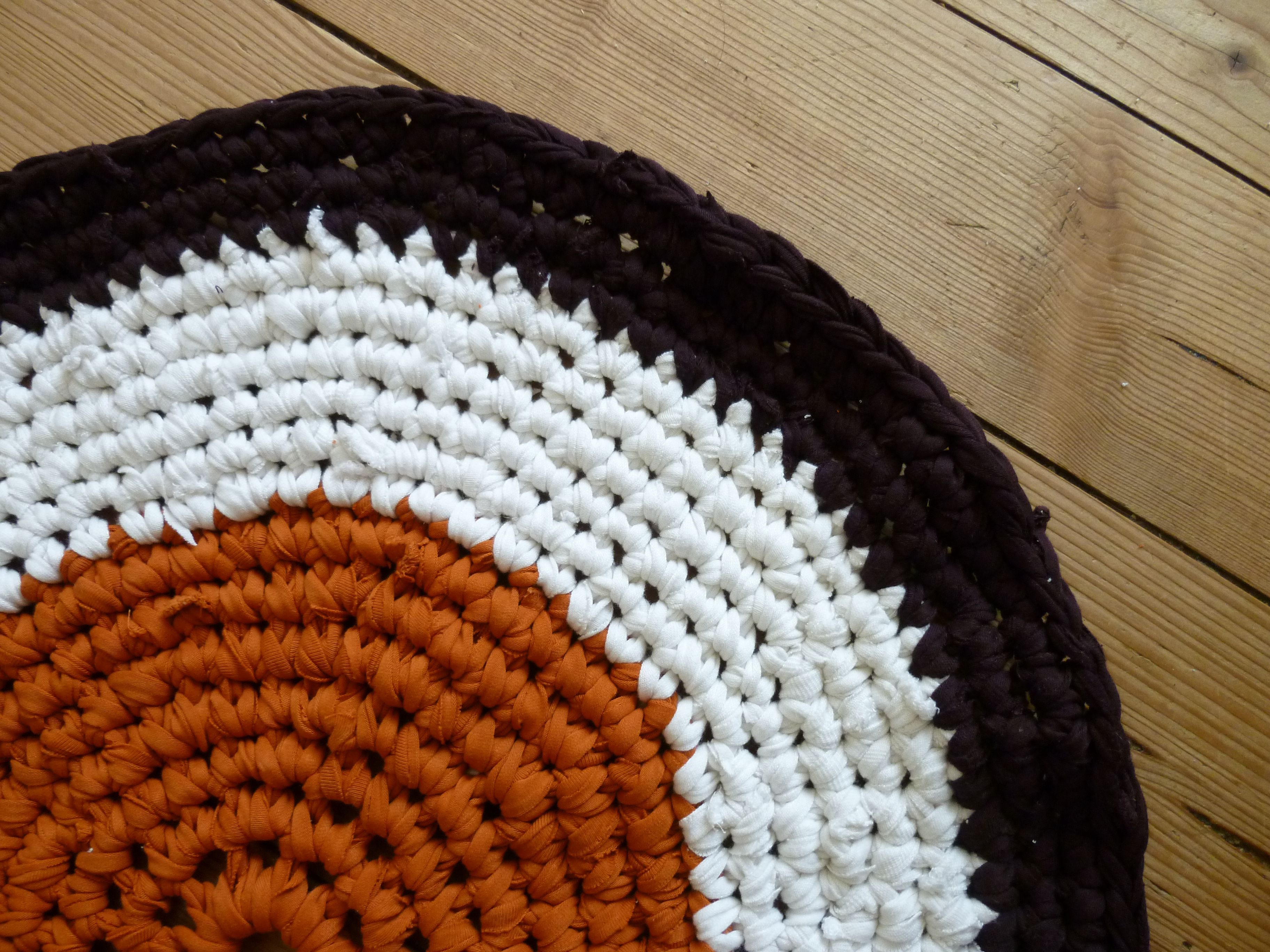 Free colorful ccrochet rag rug pattern bankloansurffo Choice Image