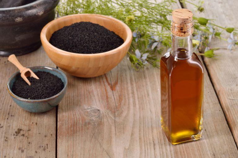 Black seed oil, also known as nigella sativa oil