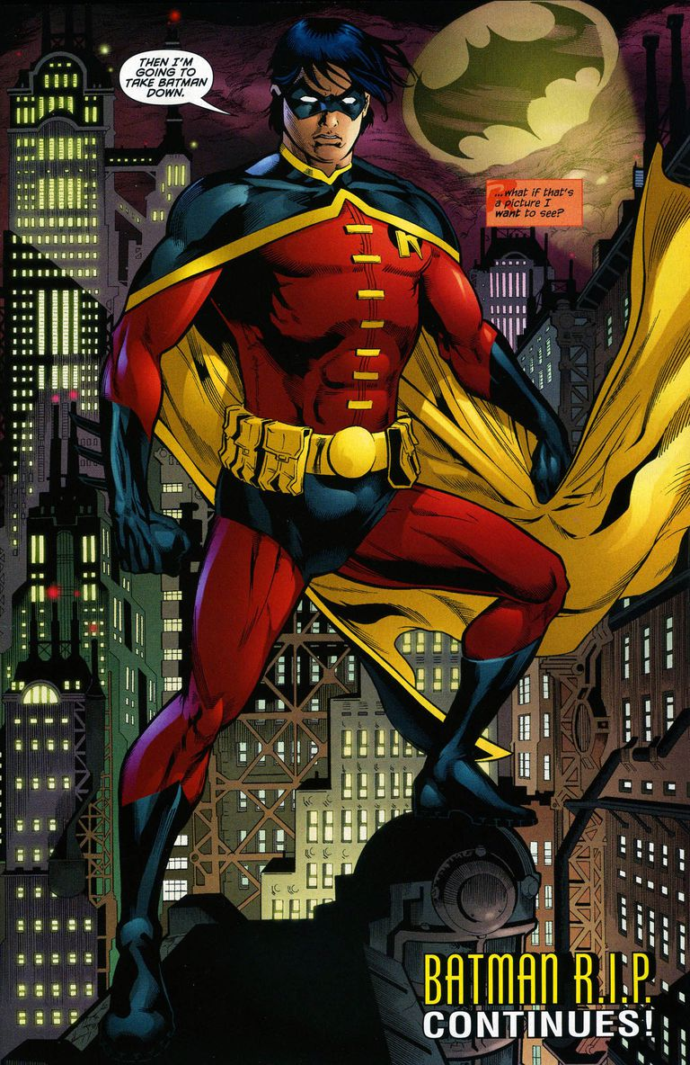 New  Red Robin Second Design