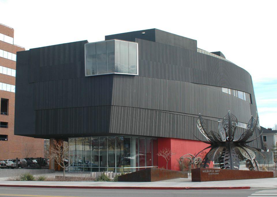 Nevada Museum of Art, Reno, Nevada
