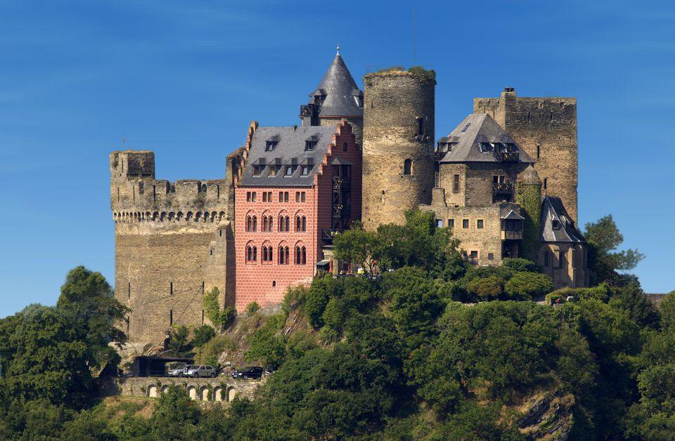 Schoenberg Castle Hotel in Germany
