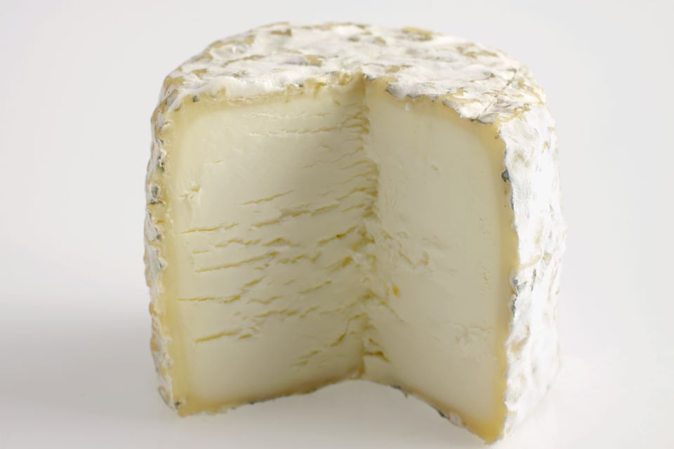 Cylinder of French Racotin goat's cheese