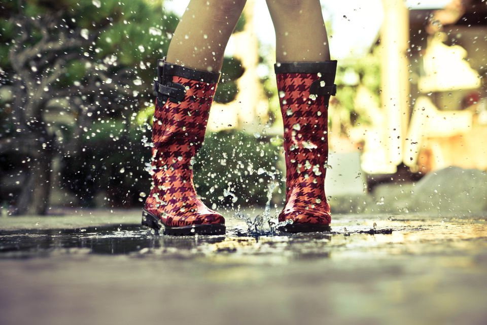 How to Clean Rubber Boots Wellies
