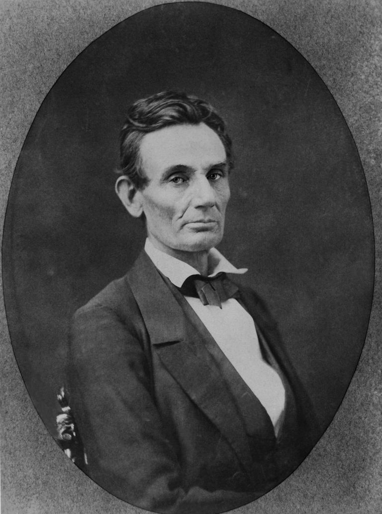 Abraham Lincoln, Portrait