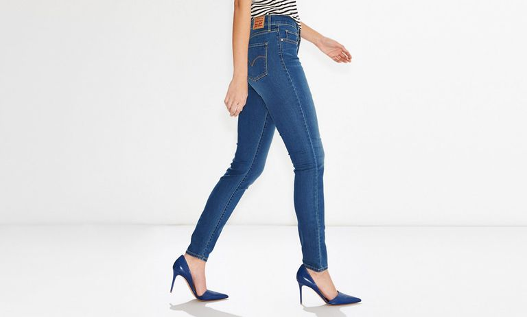 Levi's 300 Series Shaping jeans
