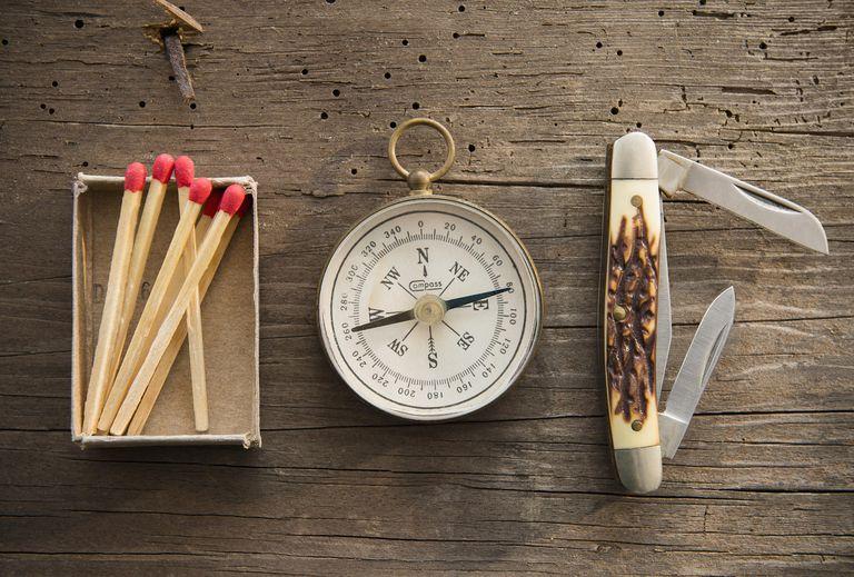 Artículos que necesitarás para ir de camping