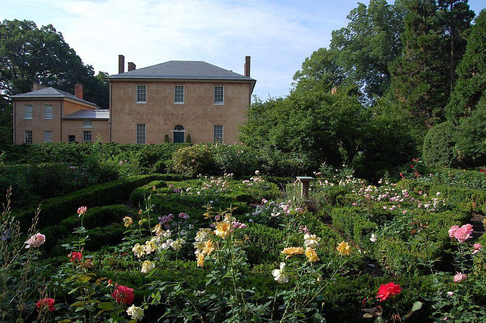 Tudor Place Historic House And Garden In Washington Dc