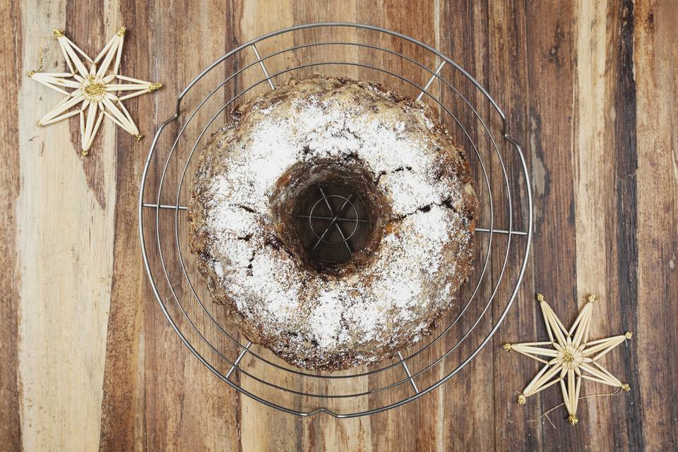 Fruitcake Made With Spice Cake Mix