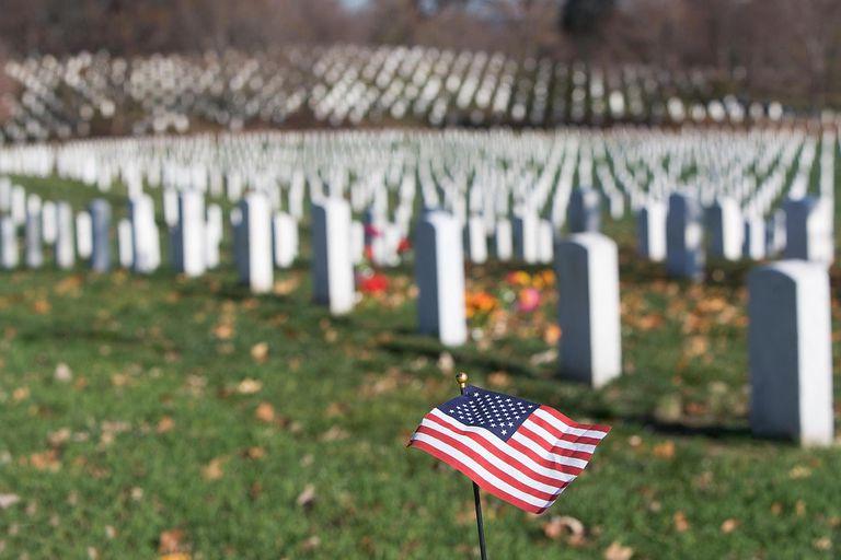 Arlington National Cemetery, Virginia USA