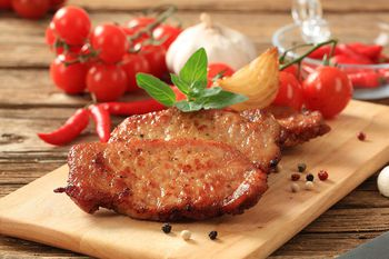 Pork Chops And Peppers Is A Tasty And Simple One Dish Meal