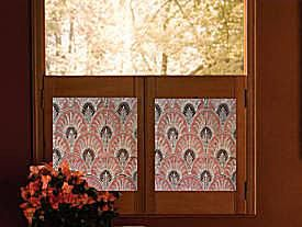 Cafe Shutters from Picture Frames