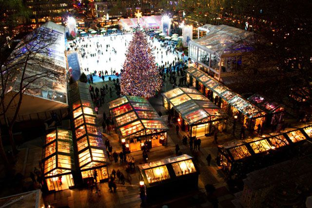 15 things to do for christmas and new year 39 s in nyc for Things to do in the village nyc