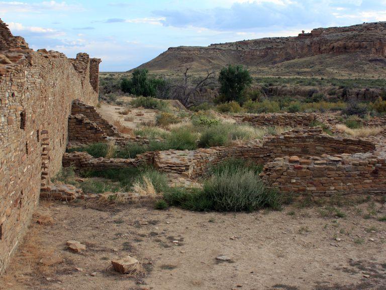 Casa Rinconada, Chaco Canyon