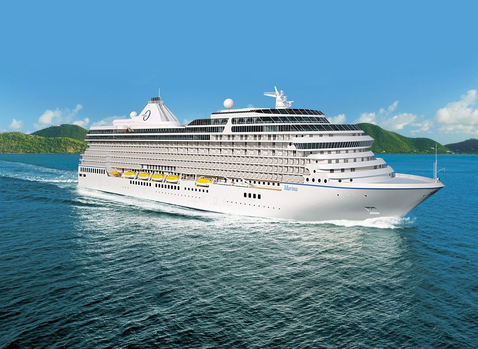 Marina cruise ship of Oceania Cruises