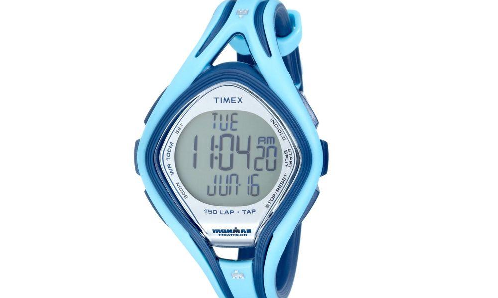 Timex Ironman Sleek 150-Lap TapScreen Watch