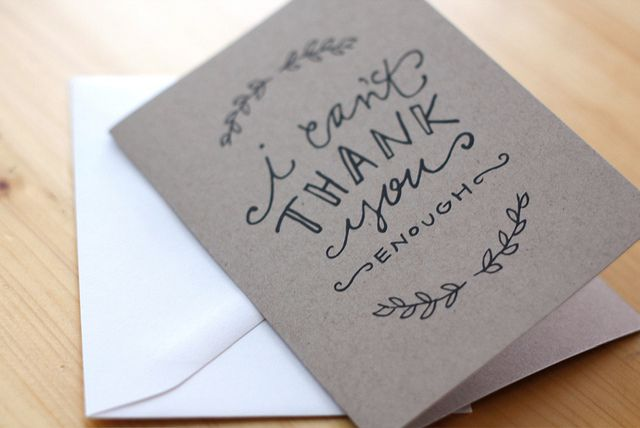 15 Free Printable Thank You Cards You Can Personalize