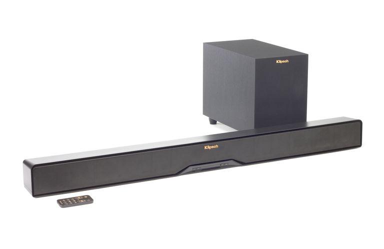 Klipsch R-4B Sound Bar/Wireless Subwoofer System