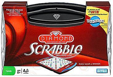 Scrabble Diamond Edition