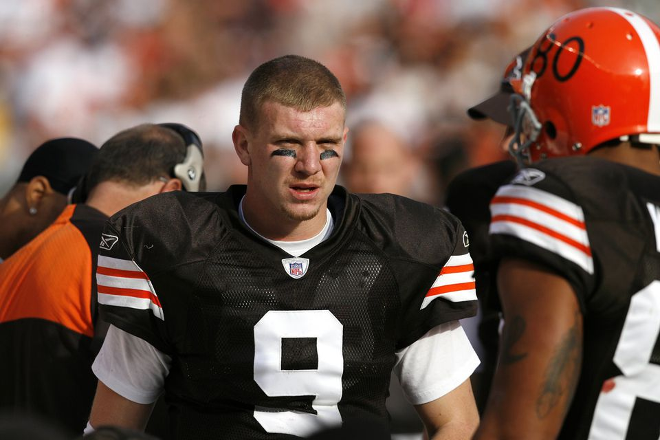 Cleveland Browns Quarterbacks Through The Years