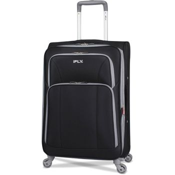 Hard Sided 3-piece Fibertech Luggage Set. $ Buy Now Review It.