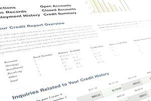 Understanding Your Credit History