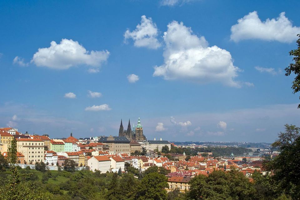 Czech Republic, Prague, Cityscape