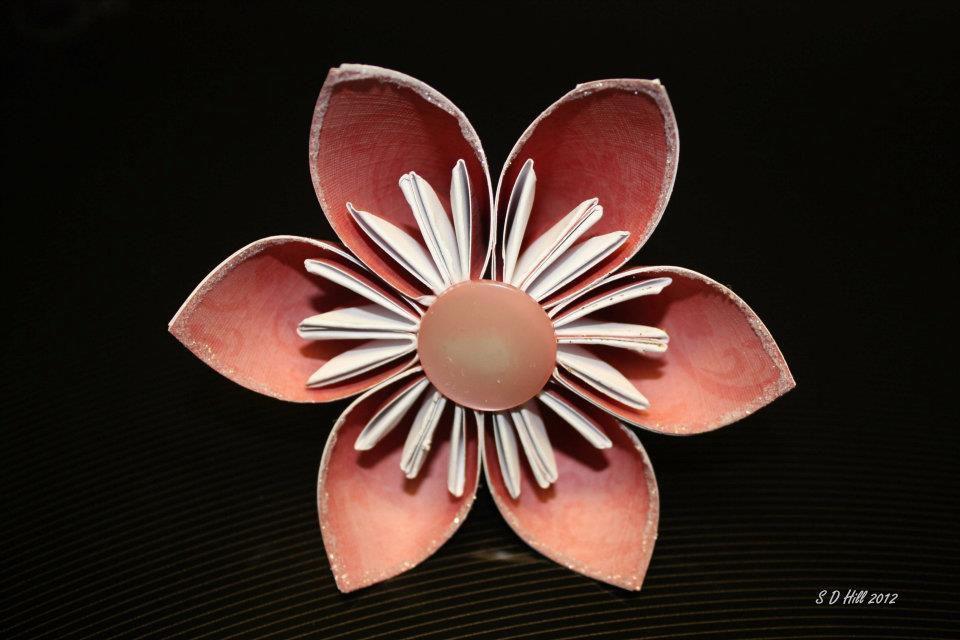 Different types of pretty origami flowers origami kusudama flower mightylinksfo