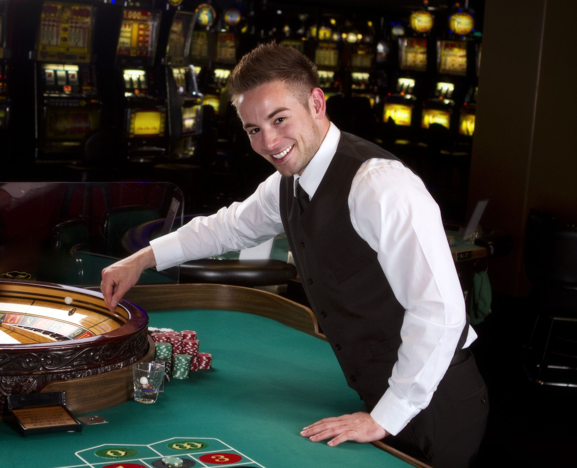Casino Jobs Worldwide