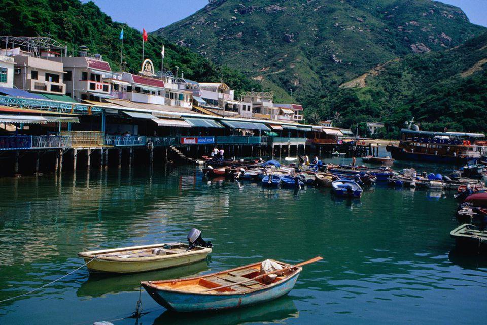 Lamma Island, Hong Kong, China, North-East Asia, Asia