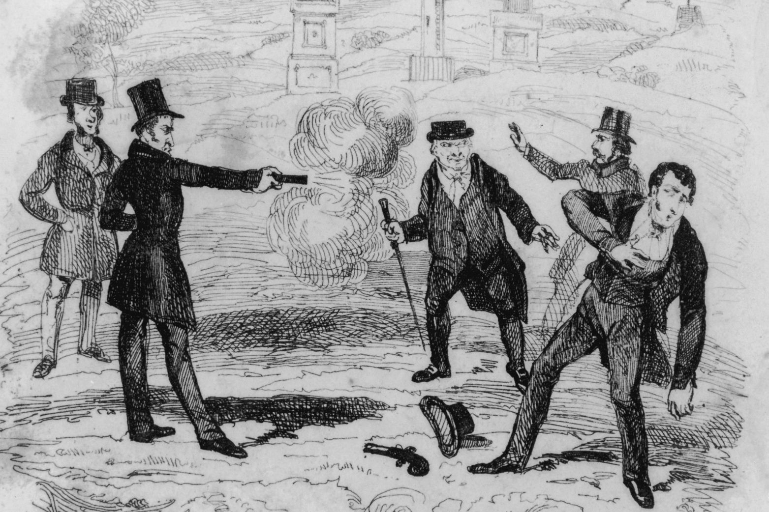 Famous Duels of the 19th Century