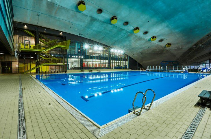 10 things to do in montreal 39 s olympic park - Piscine du stade olympique ...