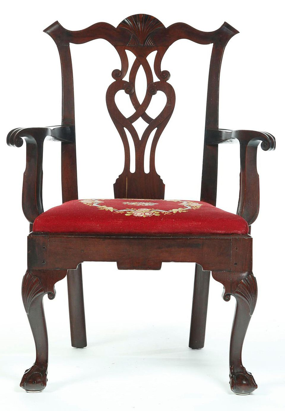 Learn to Identify a Popular Period Style - Identifying Chippendale Style Antique Furniture