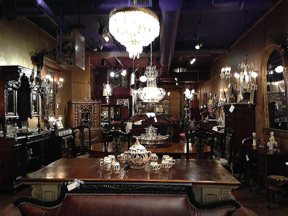 Gertrude Zachary Antiques