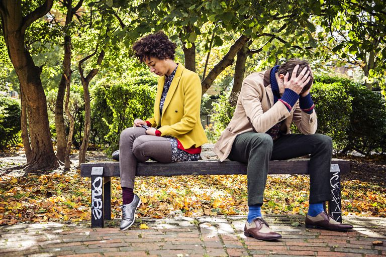 I got It's Time to Break Up. Quiz: Is it Time to Break Up?