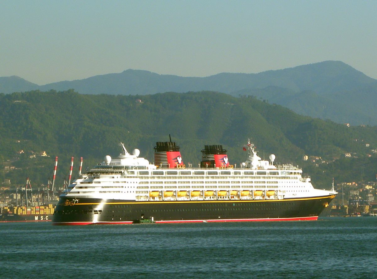 Disney Magic Mediterranean Cruise Log