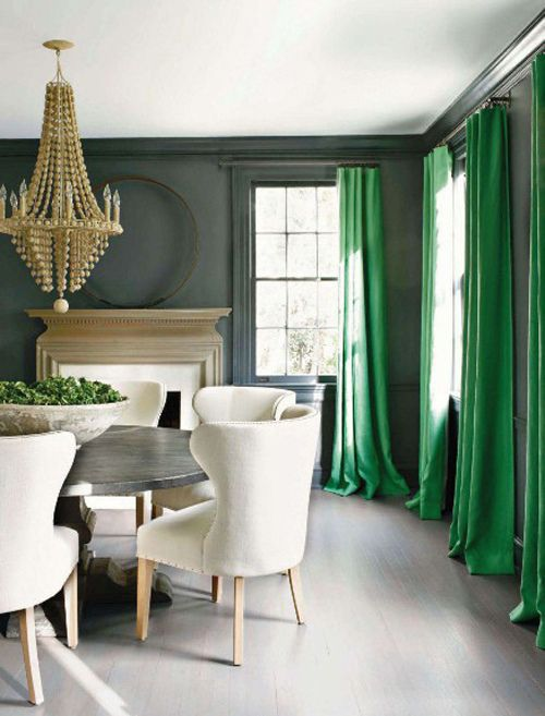 5 Reasons To Go Bold With Colorful Drapes