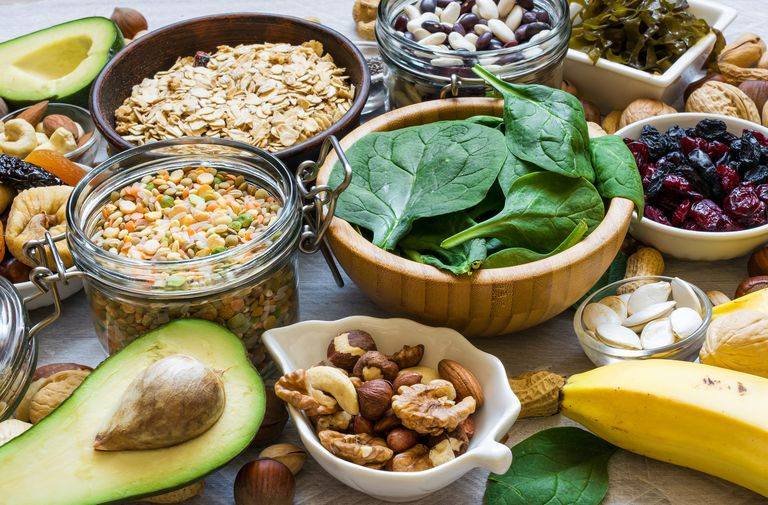 Products rich of potassium and magnesium