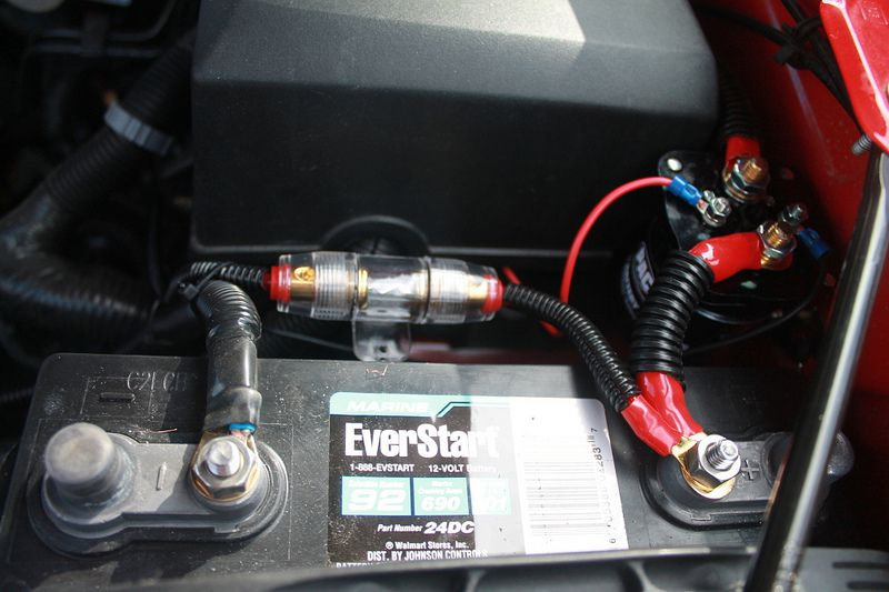 Wiring two amps in one car audio system does your amp need a fuse greentooth Choice Image