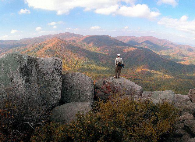 Shenandoah National Park via Creative Commons at https://www.flickr.com/photos/snpphotos/