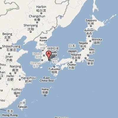 Installation Overview Commander Fleet Activities Chinhae