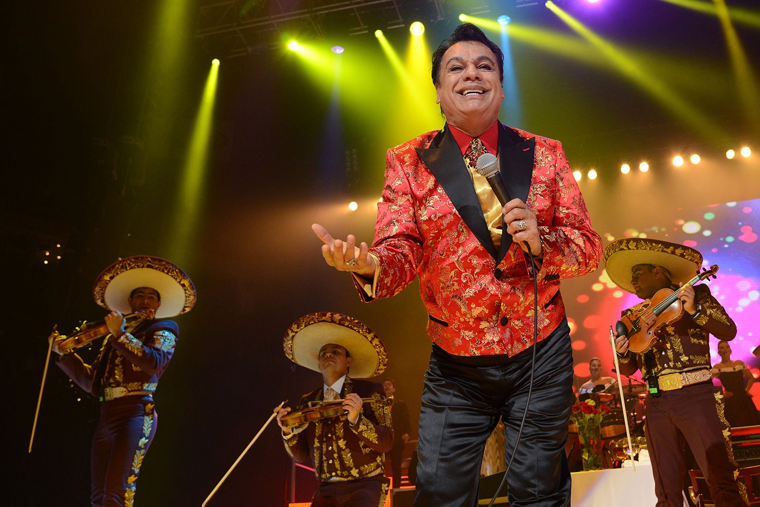 Juan Gabriel: Mexican Singer-Songwriter and Composer