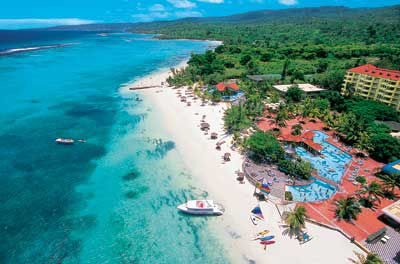Jewel Dunn's River Resort Aerial