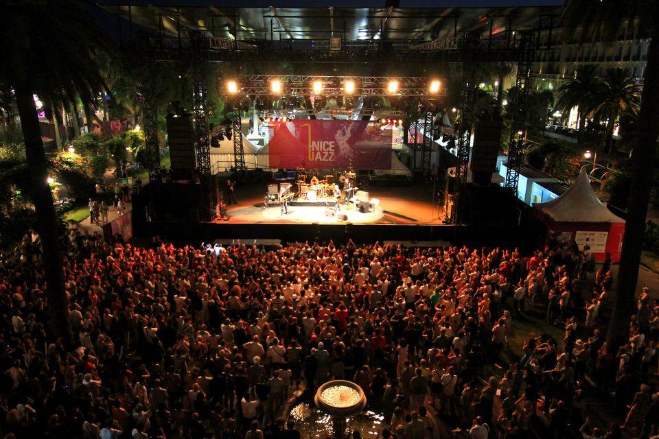 Nice Jazz Festival, 2011