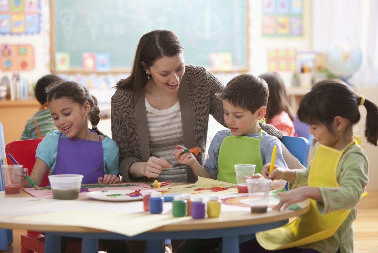 how to become an elementary school art teacher